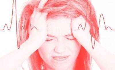 Пульсация в голове