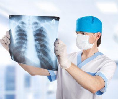 Рентгенологическое исследование лёгких