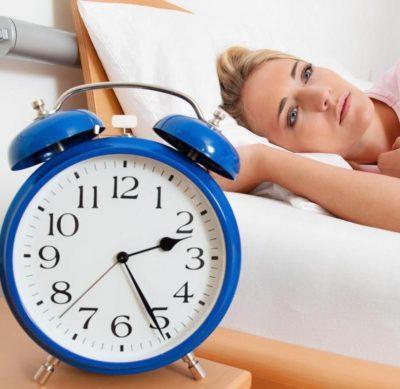 Сон сильно нарушен