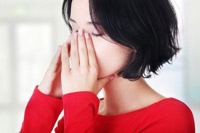 Ретенционная киста верхней челюсти