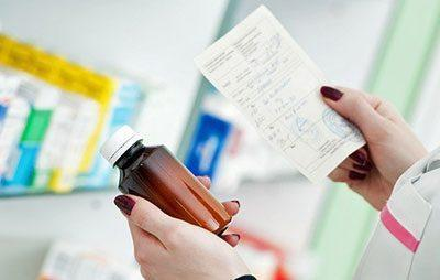 Лекарство по рецепту