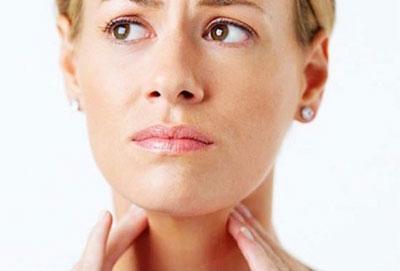 Боль при воспалении гортани