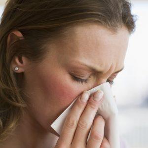 Аллергический круглогодичный насморк