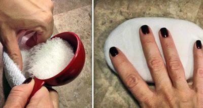 Соль для прогревания уха