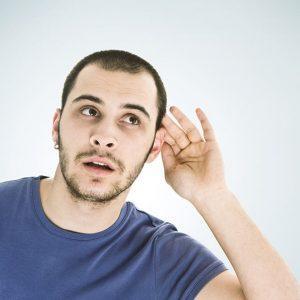 Стойкое понижение слуха