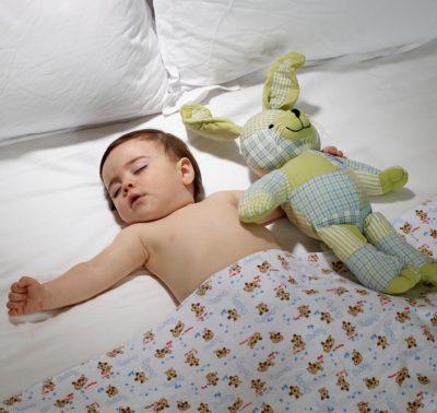 Улучшение сна у ребенка