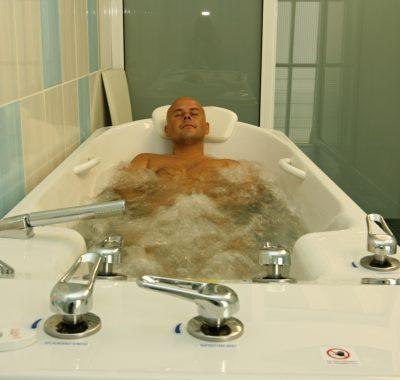 Чесночная ванна