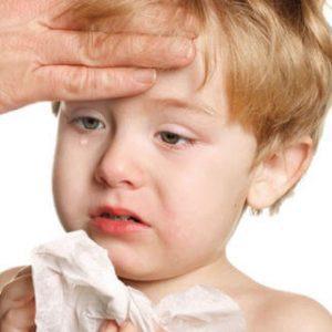 Проявление симптомов уребёнка