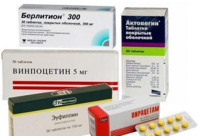 Использование гормональных лекарств взамен сосудосуживающих.