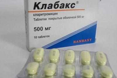 Препарат клабакс