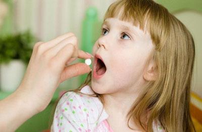 Таблетка для рассасывания ребенку