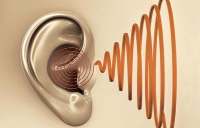 Вибрационный шум в ухе