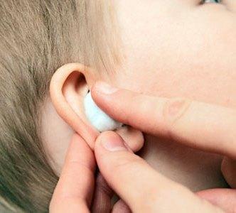 Турунды в уши