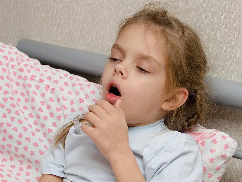 Сироп при лающем кашле у детей