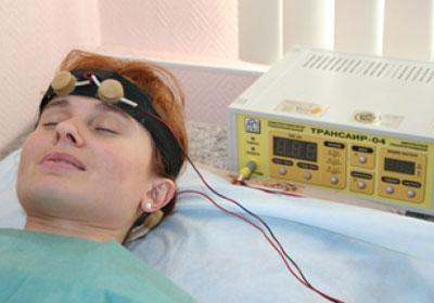 Проведение процедуры электростимуляции
