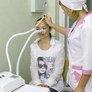 Магнитотерапия носа
