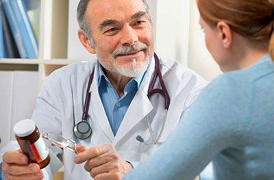 Назначение врачом лекарства