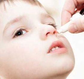 Что капать в нос при аденоидах