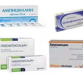 Заболевания верхних дыхательных путей у взрослых – какой нужен антибиотик