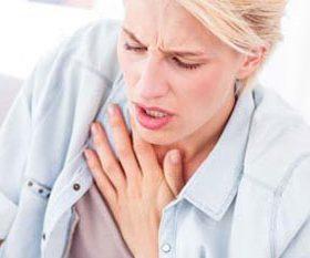 Бронхоспазм: симптомы у взрослых, лечение