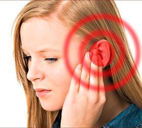 Причины возникновения шума в области правого уха