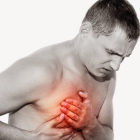 Причины возникновения боли при вдохе в грудной клетке справа