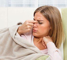 Симптомы фронтита и лечение болезни в домашних условиях