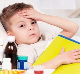 Методы лечения коклюша у детей в домашних условиях