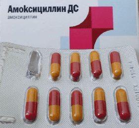 Правила применения Амоксициллина при ангине