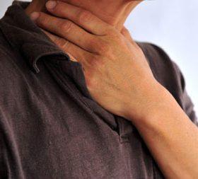 Симптомы и лечение рака горла у мужчин