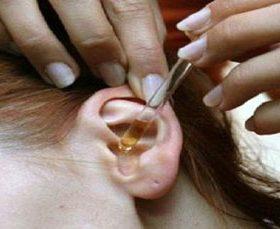 Какие капли помогут от пробок в ушах