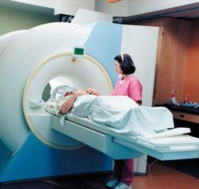 Магнитно-резонансная томография лёгких