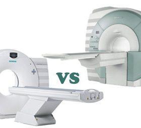 МРТ или КТ лёгких: что лучше