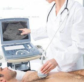 Ультразвуковое исследование лёгких и бронхов