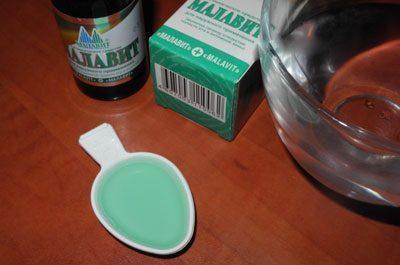 Раствор малавит