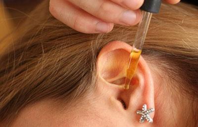 Капли в уши от грибка для человека