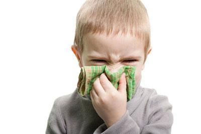 Вирусное заболевание у ребенка